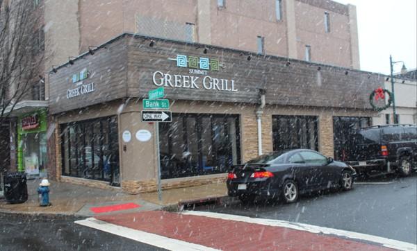 Summit Greek Grill Greek Restaurants Summit Healthy Restaurants Summit